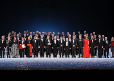 Wielka Gala liderow Polskiego biznesu