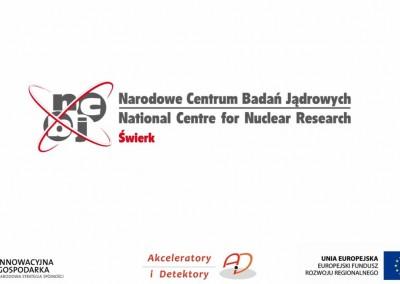 """Narodowe Centrum Badań Jądrowych w Świerku """"Akceleratory graniczne"""""""